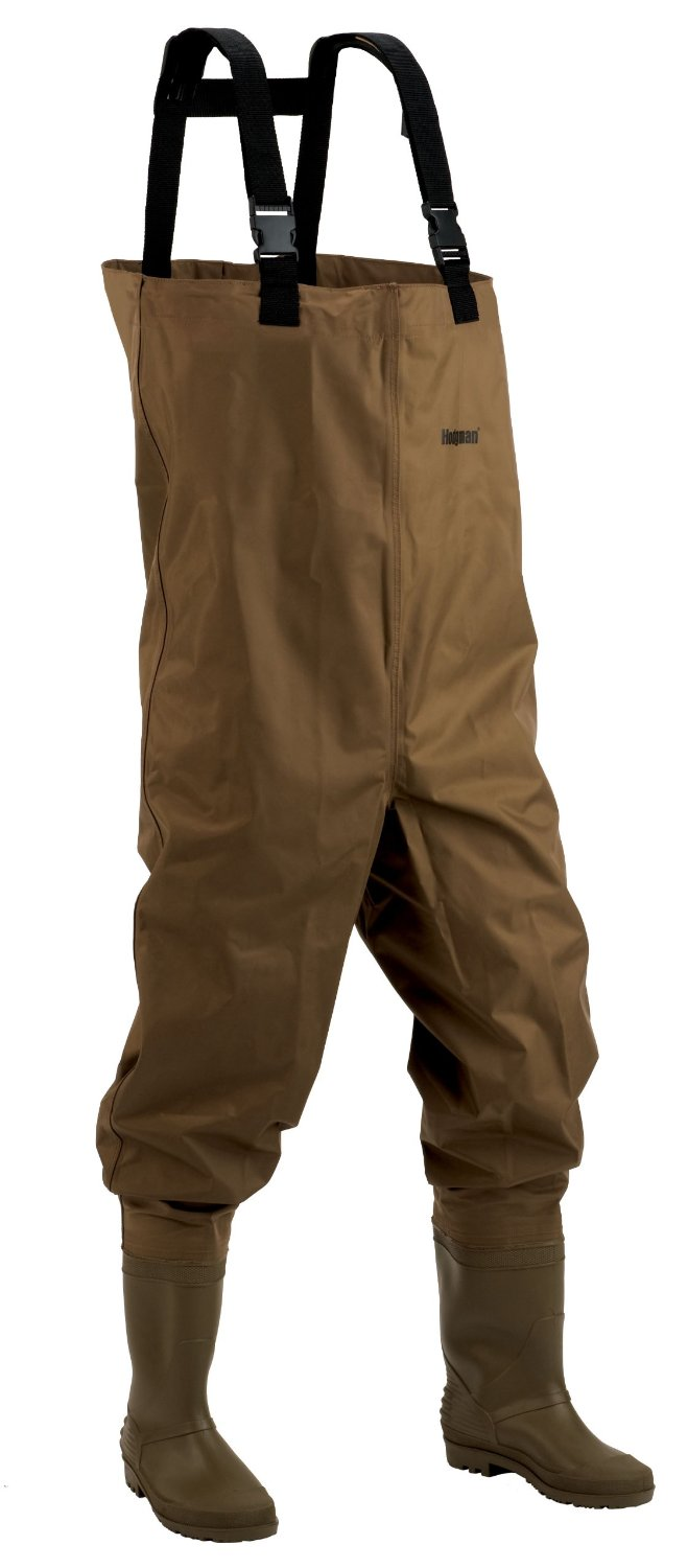 Fishing clothes for fishers not fish occasional fisher for Fishing waders amazon