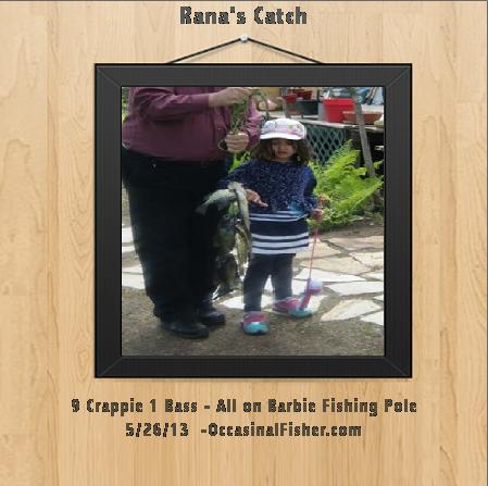 Rana's Catch