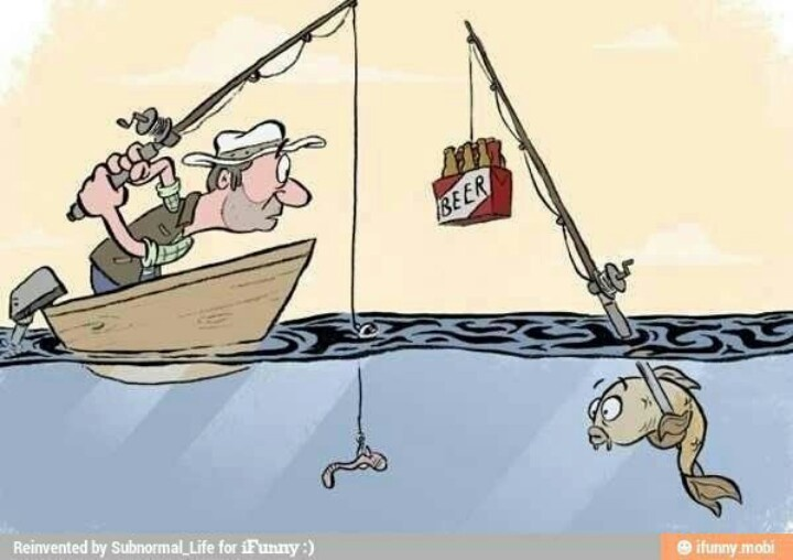 Fishing funnies occasional fisher for Funny fishing pics