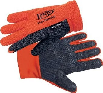 Lindy Fish Handling Glove Helps You Avoid Cuts & Punctures