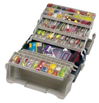 Plano Large 6-Tray Tackle Box