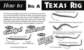 how to rig a Texas Rig