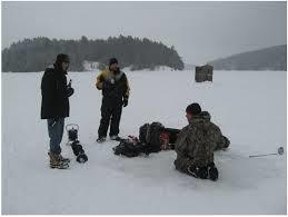Getting Ready for Ice Fishing