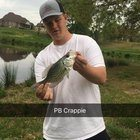 My First ever Crappie was a Stud!!