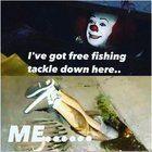 Free Fishing Tackle